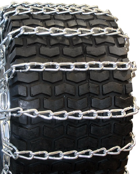 CRT Garden Tractor Snow Tire Chains 2 Link Size: 20-10.00-10 at Sears.com