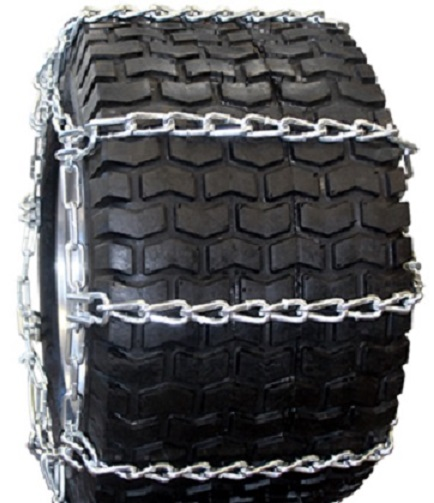CRT Garden Tractor Snow Tire Chains 4 Link Size: 23-7.50-12 at Sears.com