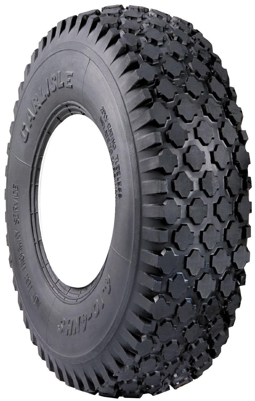 Carlisle Stud 4.80-8 2 Ply Yard - Lawn Tire