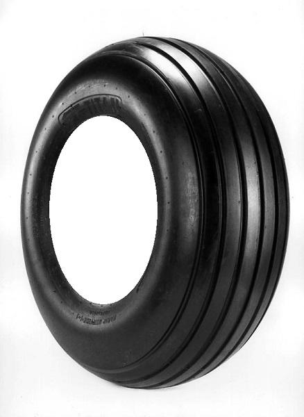 Titan Hi-Flotation Rib 12.5L-15 10 Ply Industrial - Ag Tire