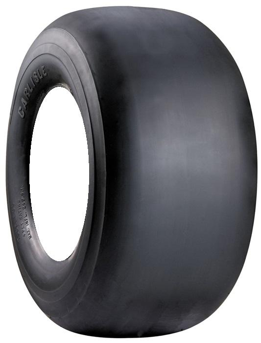 Carlisle Smooth 18-10.50-10 2 Ply Yard - Lawn Tire