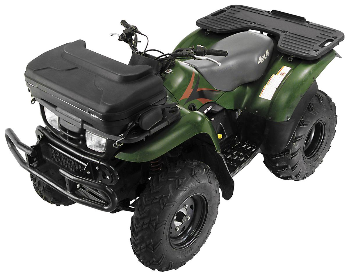 Quadboss Front Trunk ATV - UTV - 156600