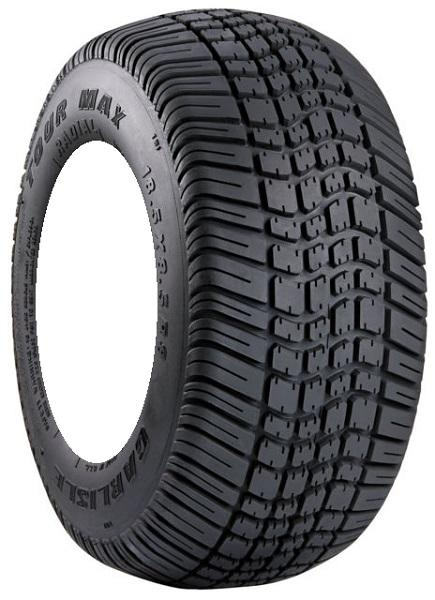 Carlisle Tour Max 205/50-10 B Ply Golf Cart Tire