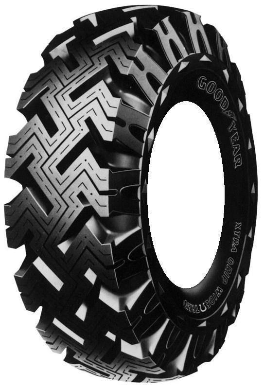 Titan Xtra Grip 5.70-8 4 Ply Trailer or Skid Steer Tire