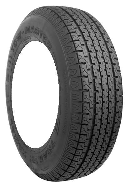 GBC Towmaster 22.5-8.00-12 F Ply Trailer Tire