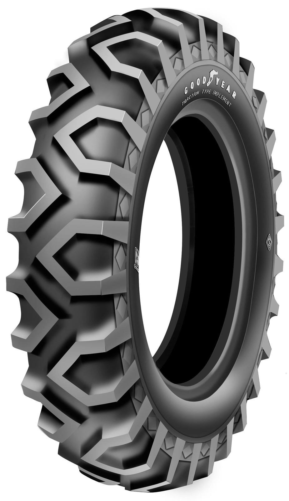 Goodyear Traction Implement 5 90 15 4 Ply Skid Steer Tire