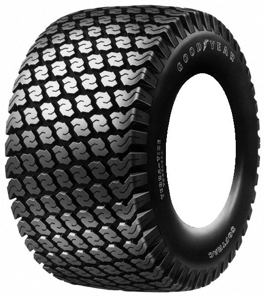 Goodyear Softrac 31-13.50-15 4 Ply Yard - Lawn Tire
