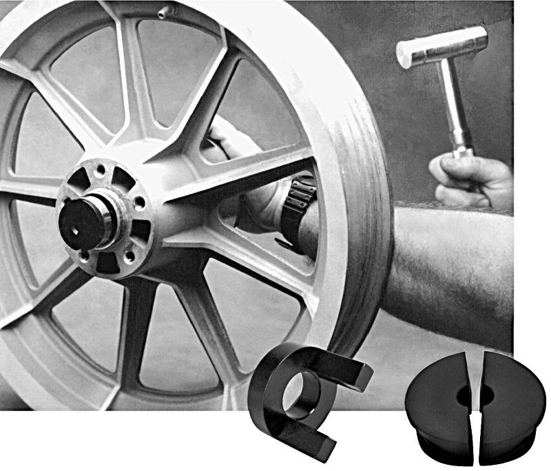 JIMS Wheel Bearing Race Removal Tool - 33071-73