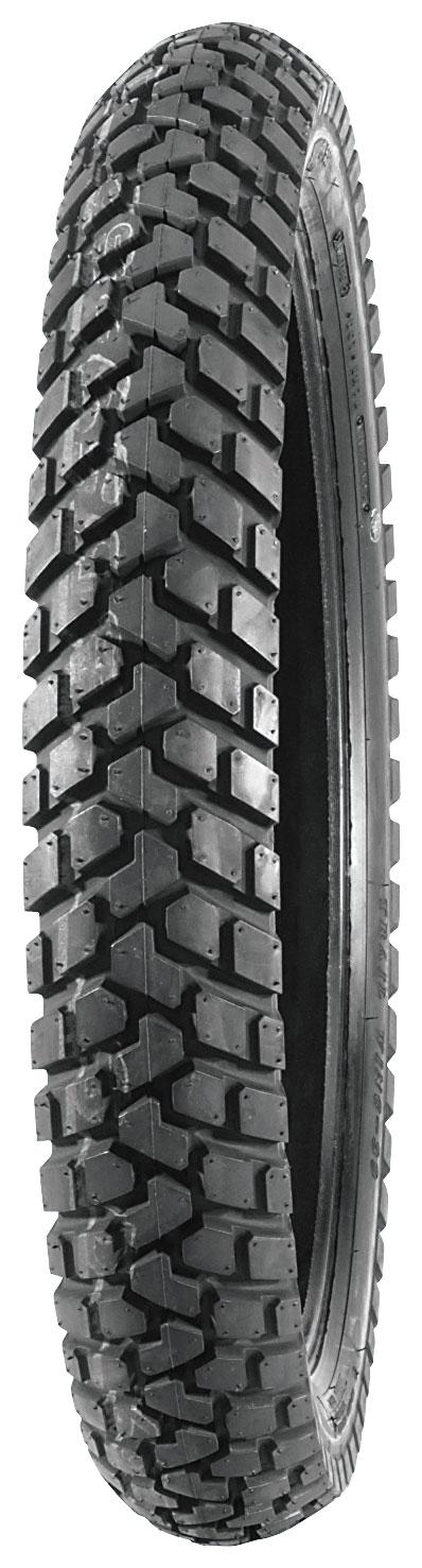 56P m19305 /18/TT Vee gomma Vee Rubber VRM 193/Dual Sport Pneumatico 100//90/