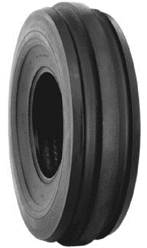 S.T.O.A. Tri Rib 11L-15 8 Ply Tractor Tire