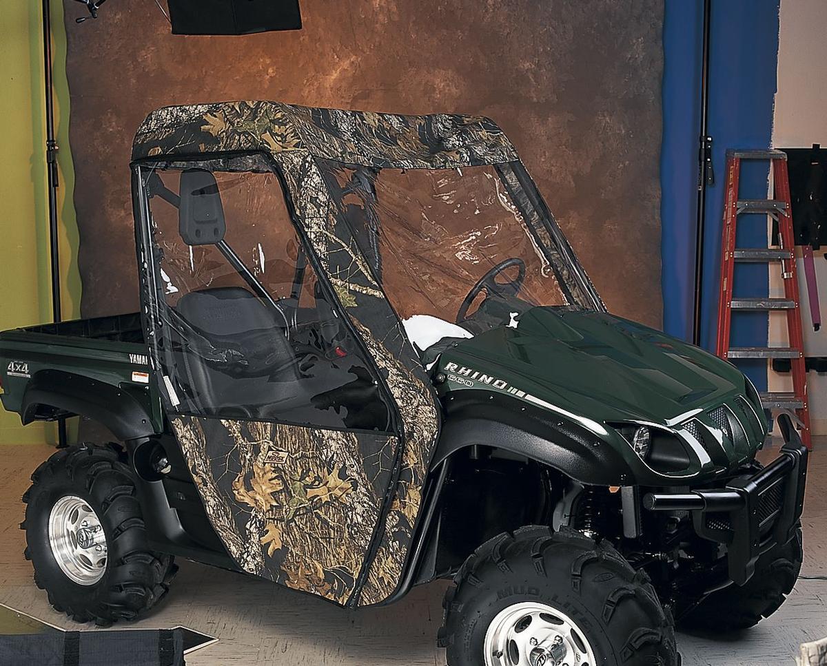 Moose Yamaha Rhino Cab Enclosure Use W OEM Doors ATV - UTV - 0521-0669 & Moose Yamaha Rhino Cab Enclosure Use W OEM Doors ATV - UTV - 0521 ...