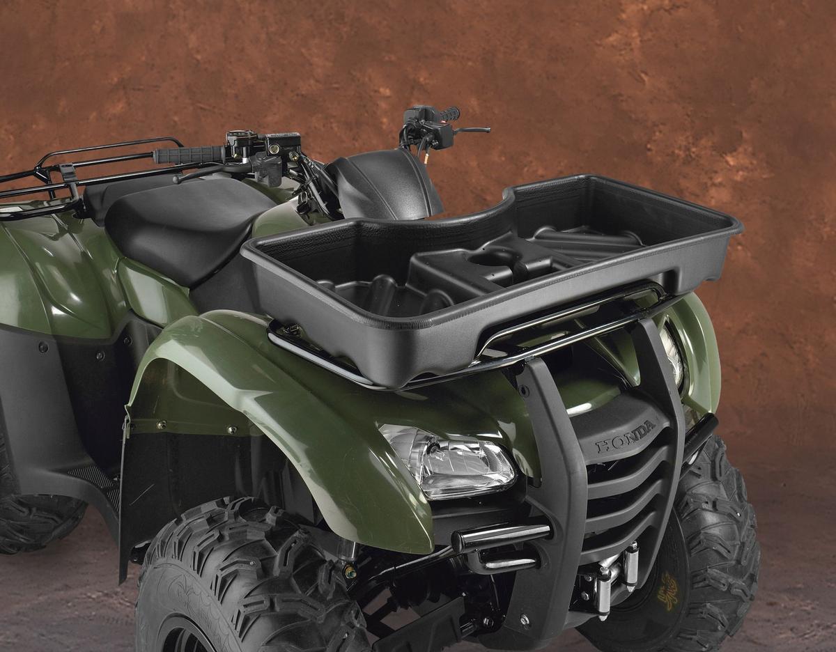 Moose Front ATV Basket ATV - UTV - VLEM-BSK0202BK