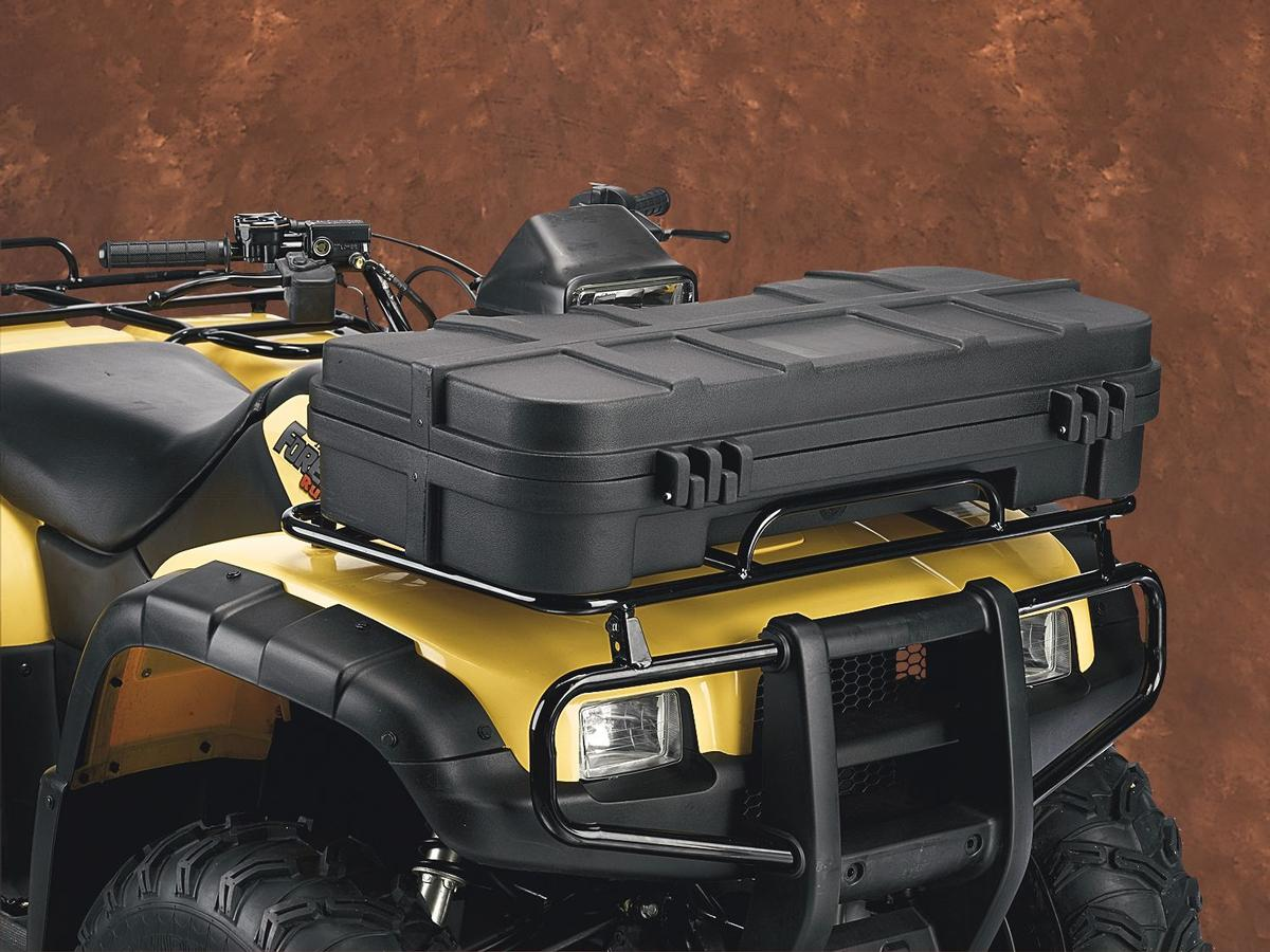 Moose Front ATV Cargo Box ATV - UTV - RMOS-LLD0001BK