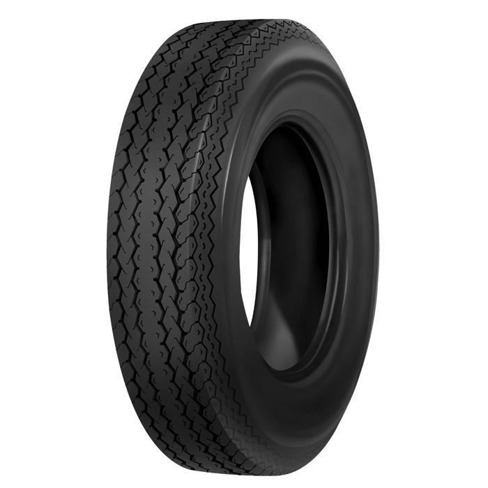 Deestone D901 4.80-12 6 Ply Trailer Tire