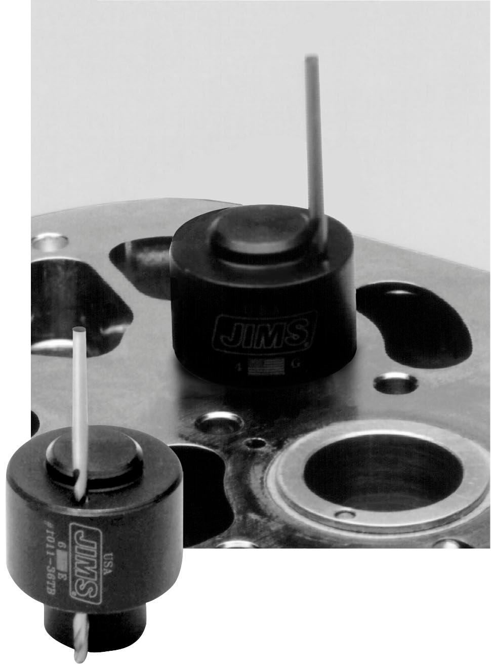 JIMS Pinion Bushing Drill Jig - 1013-54TB