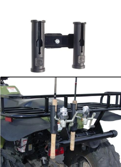 All Rite ATV Products Double Fishing Rod Holder ATV - UTV - CR2X