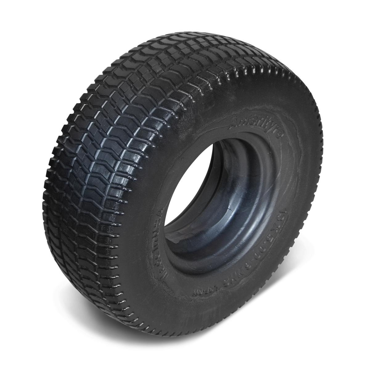 Amerityre Solid Mower Turf 13-5.00-6 Yard - Lawn Tire
