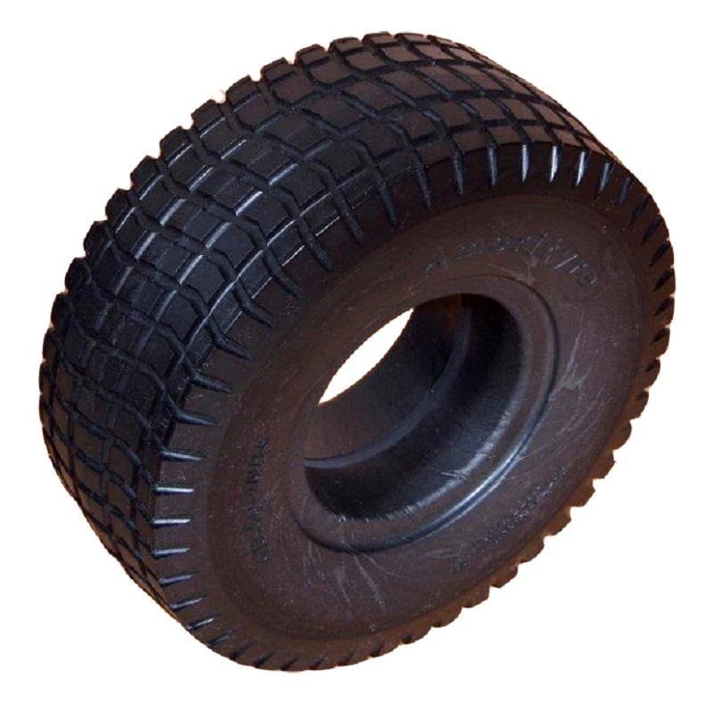 Amerityre Solid Mower Turf 15-6.00-6 4.5in. Yard - Lawn Tire