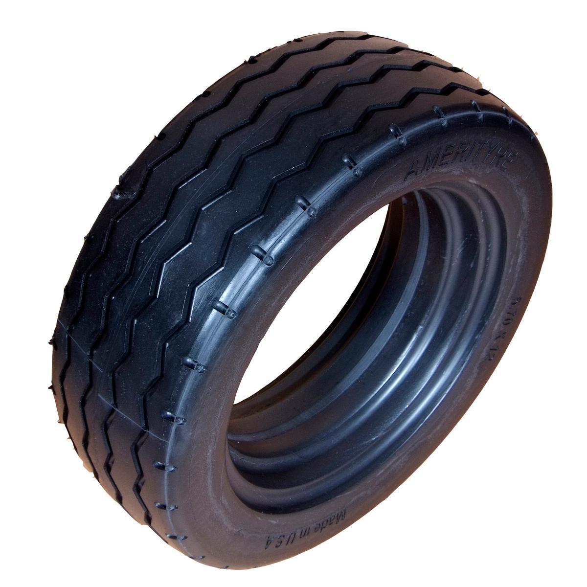 Amerityre Sawtooth 4.80-12 Flat Free Golf Cart Tire