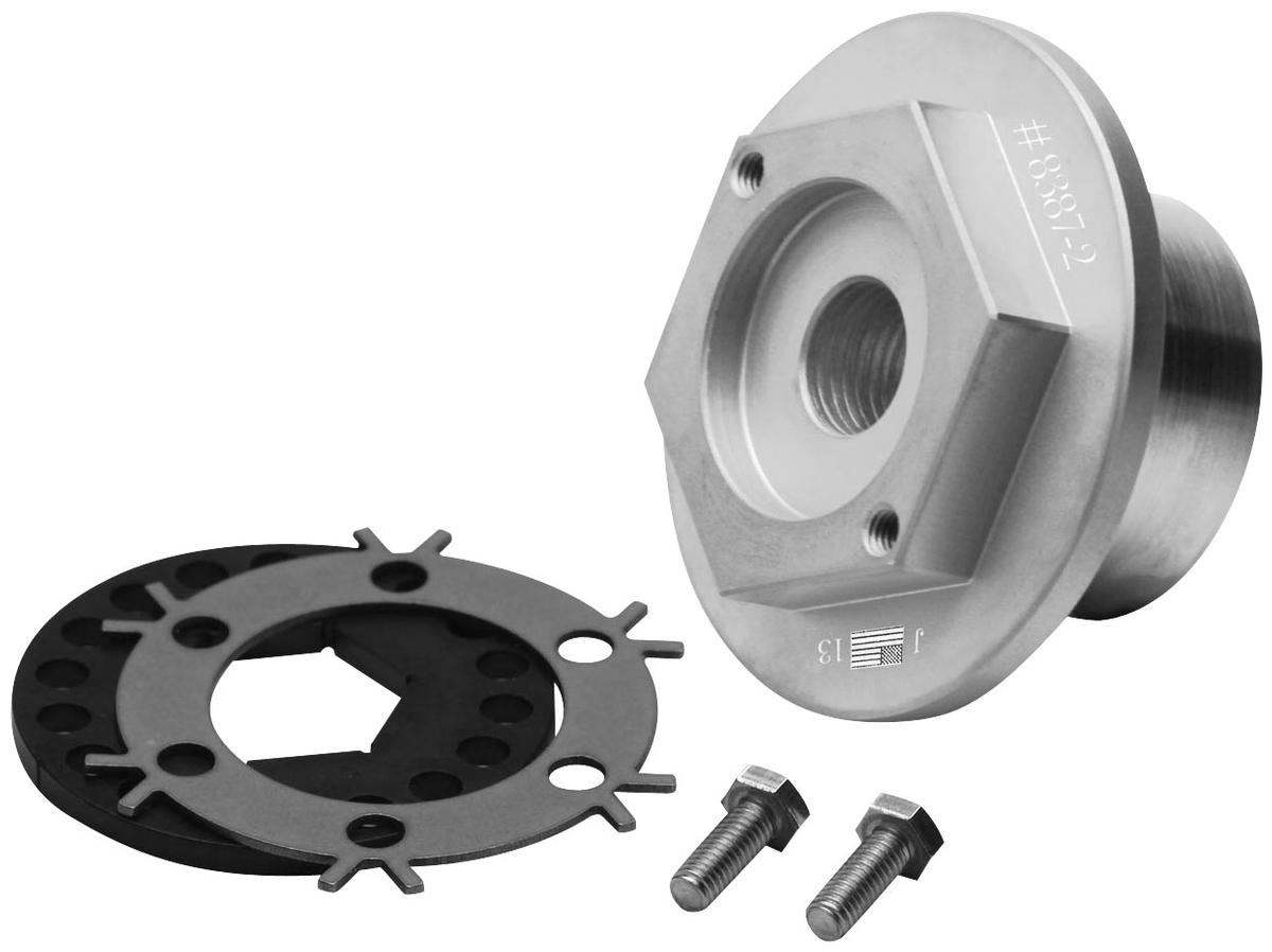 JIMS Compensator Lock Kit - Long Retainer Motorcycle Street - 8385