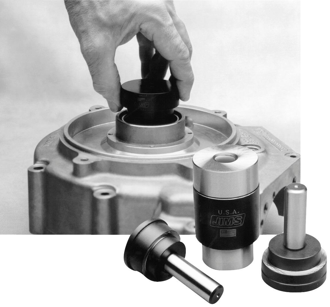 JIMS Timken Bearing Race Installer Tool - 2246