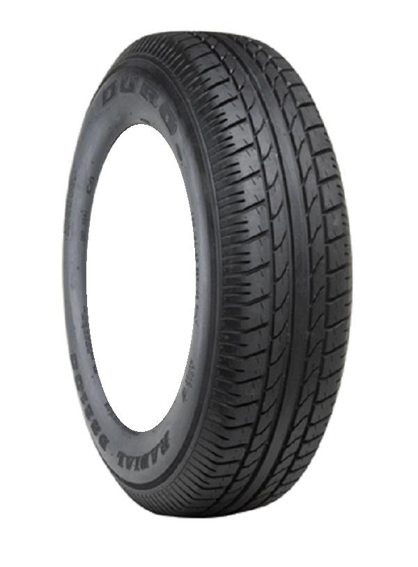 Duro St Radial Trailer ST205/75R15 6 Ply Trailer Tire