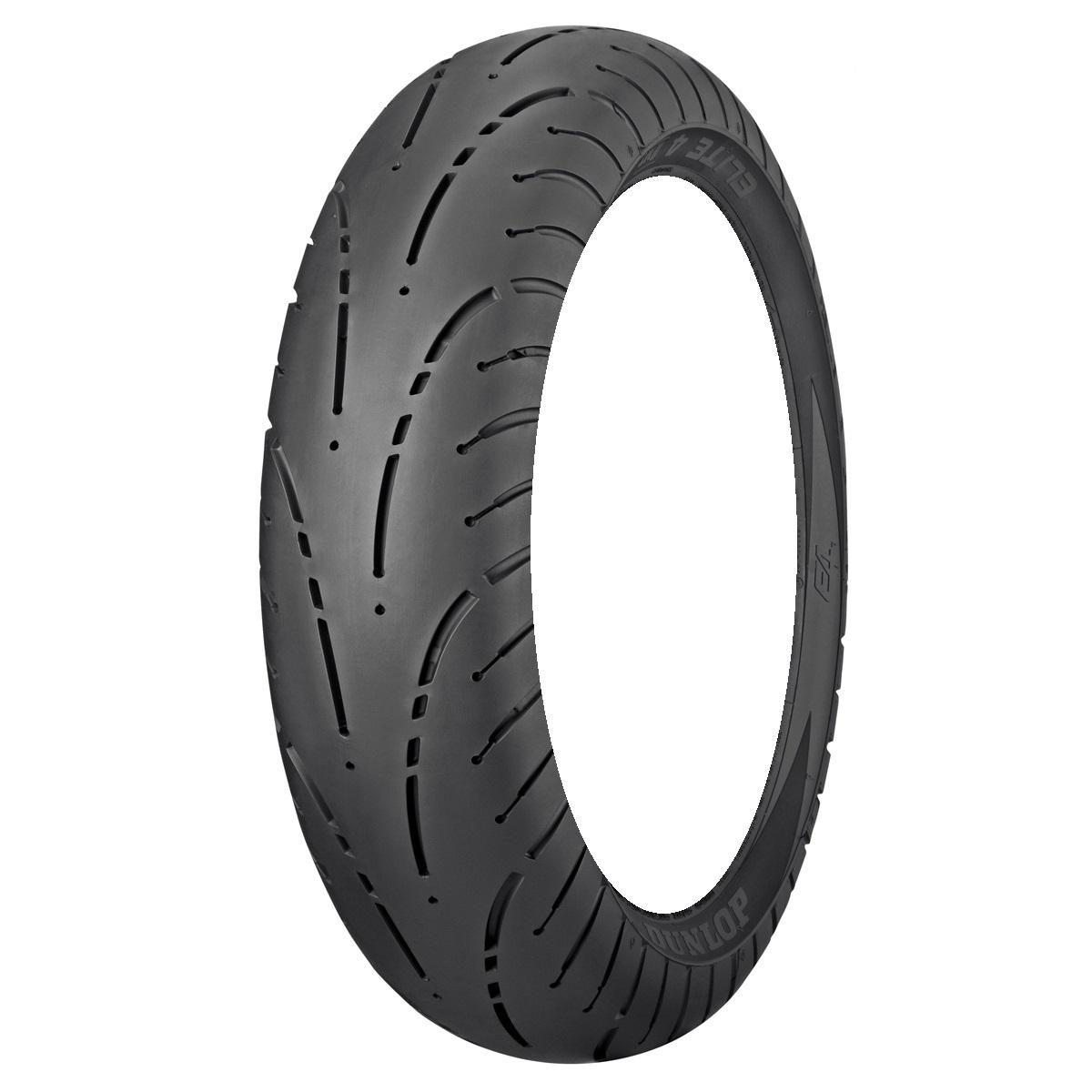 180//60R-16 Dunlop Elite 4 Radial Rear Tire