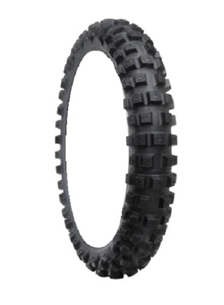 Duro X Country Knobby Motorcycle Tires 45 24 78 69