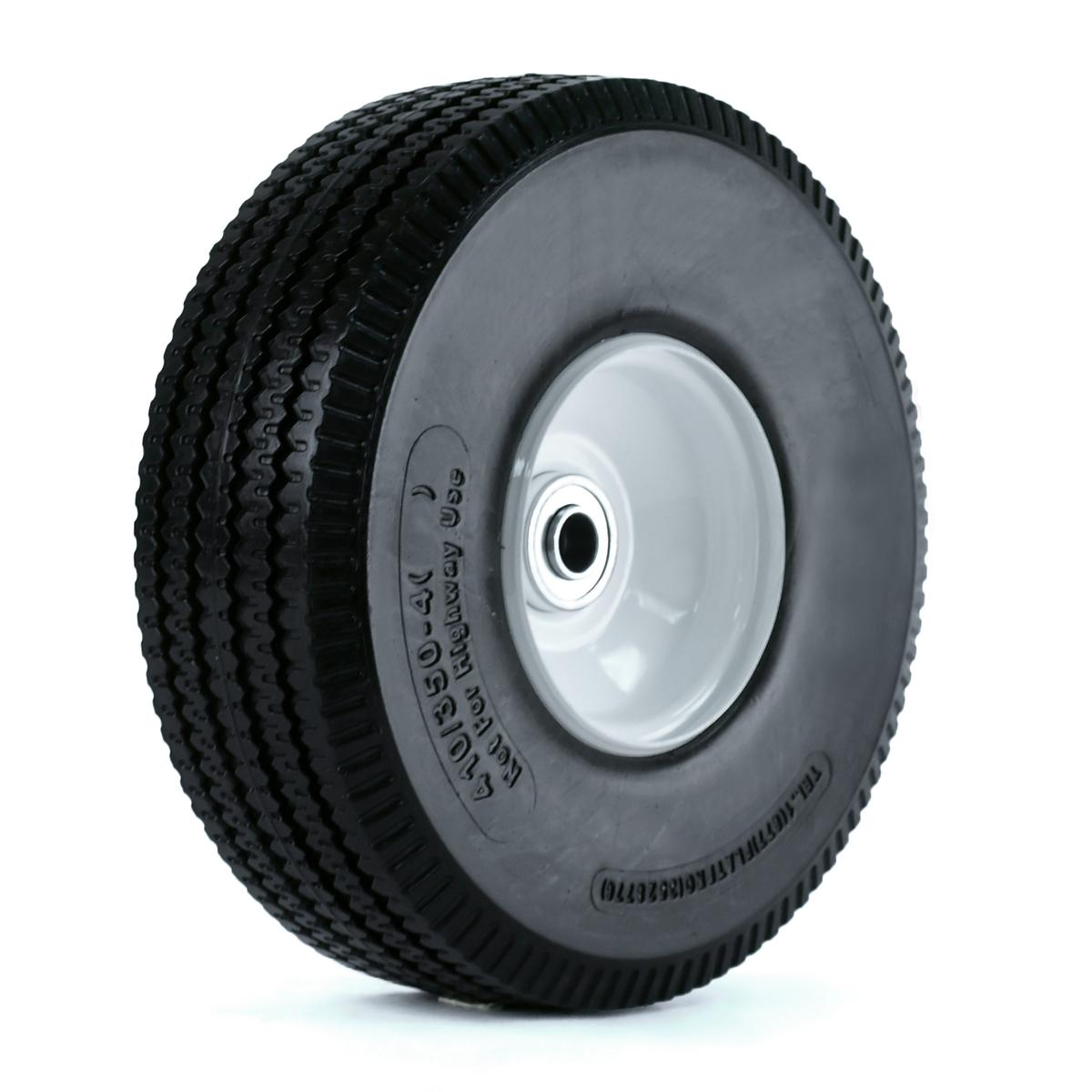 Kenda Crosshatch Tread Flat Free Solid Wheel/Tire Assemblies ($102.83 - $102.83)