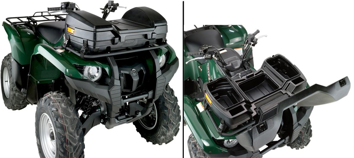 Moose Forester Front Storage Trunk ATV - UTV - 3505-0132
