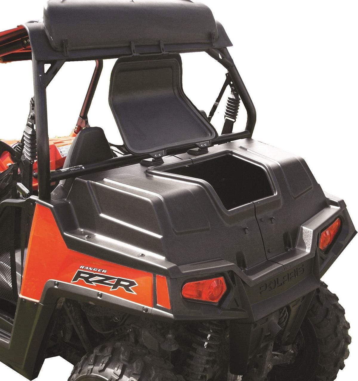 Polari Rzr Cover: Open Trail Polaris RZR Rear Cargo Cover ATV
