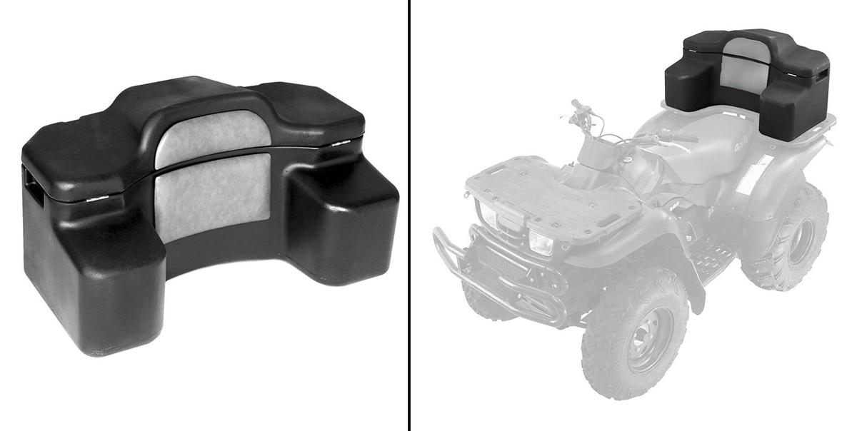 Quadboss Wrap Rear Storage Trunk ATV - UTV - QBW303B