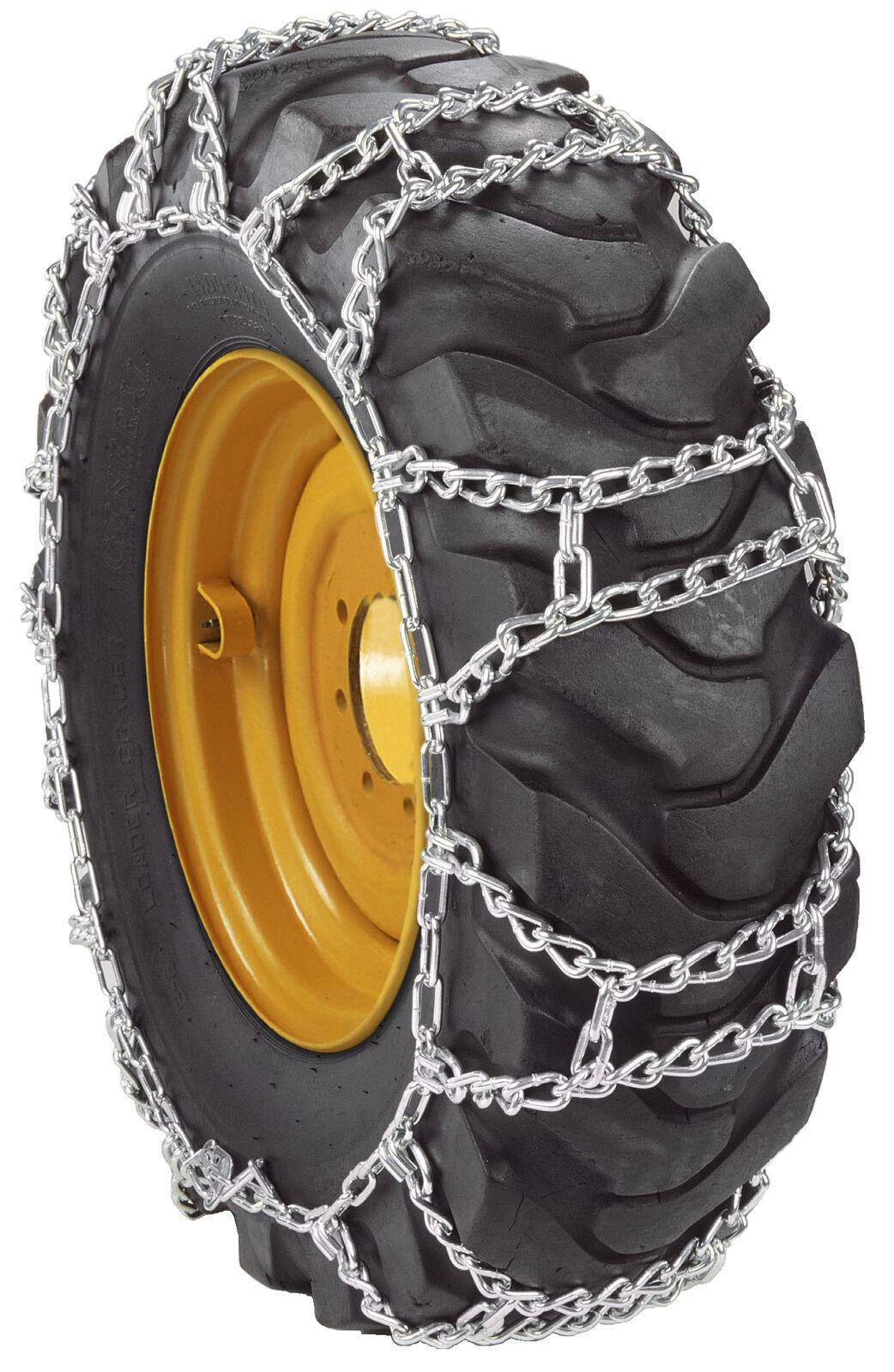 7mm Alloy Duo 11 2 28 Tractor Tire Chains Midwest Traction