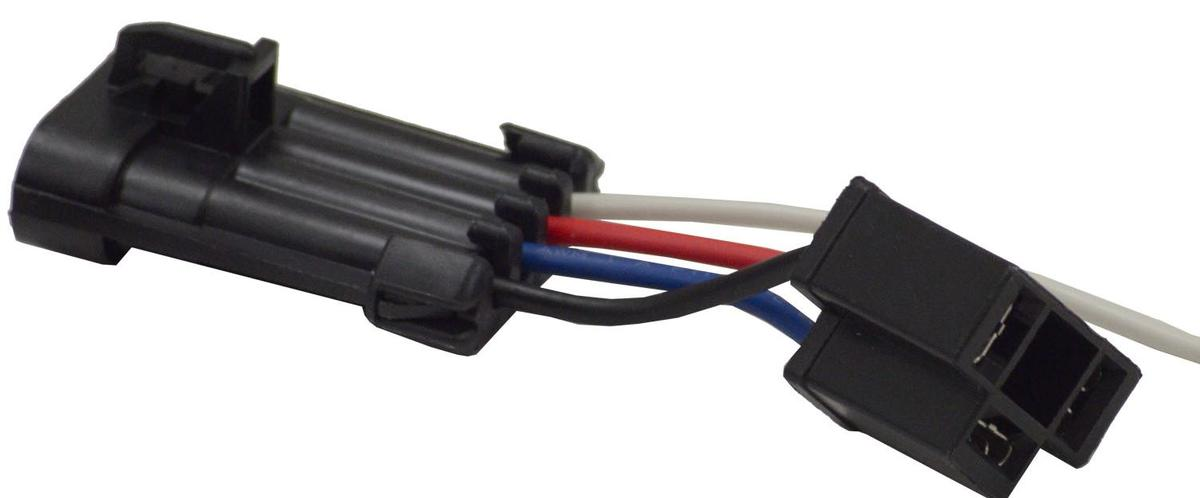 Excellent Vision X Headlight Adaptor Harness For H4 Headlights To Delphi Wiring 101 Akebwellnesstrialsorg
