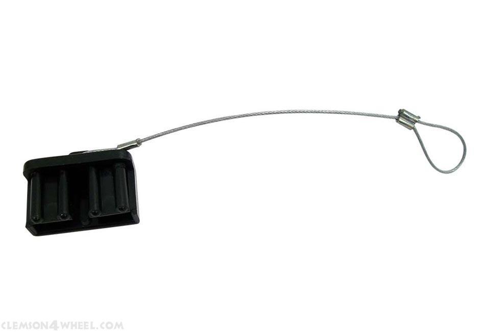WARN Quick Connect Dust Cap For 175 Amp Plugs ATV - UTV - 69847