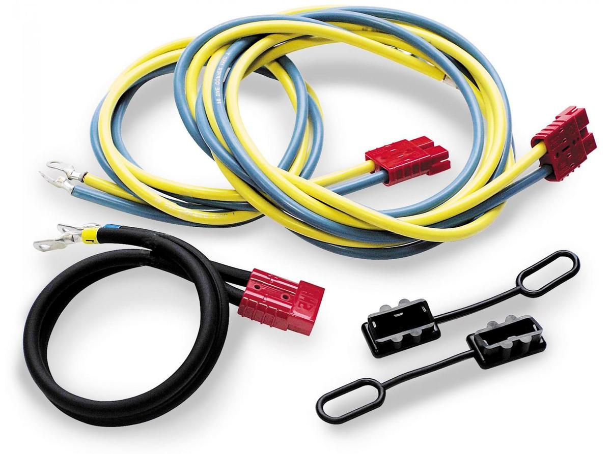 WARN Quick Connect Wiring Kit, 50 Amp ATV - UTV - 70918