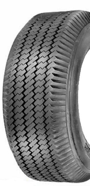 AIRLOC P606 Sawtooth 3.40-5 4 Ply Yard - Lawn Tire