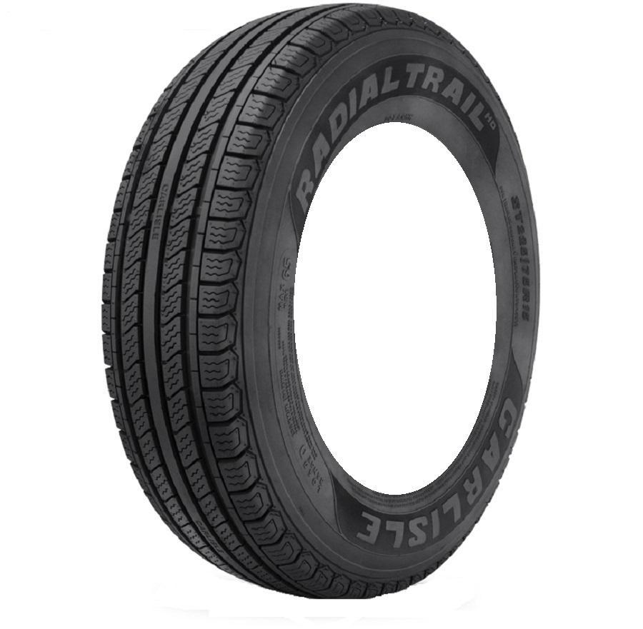 Carlisle Radial Trail Hd ST175/80R13 6 Ply Trailer Tire