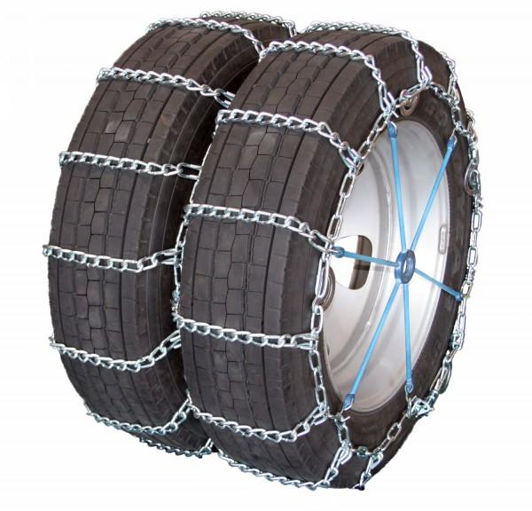 Highway Service Dual 30-7.50-15 Truck Tire Chains