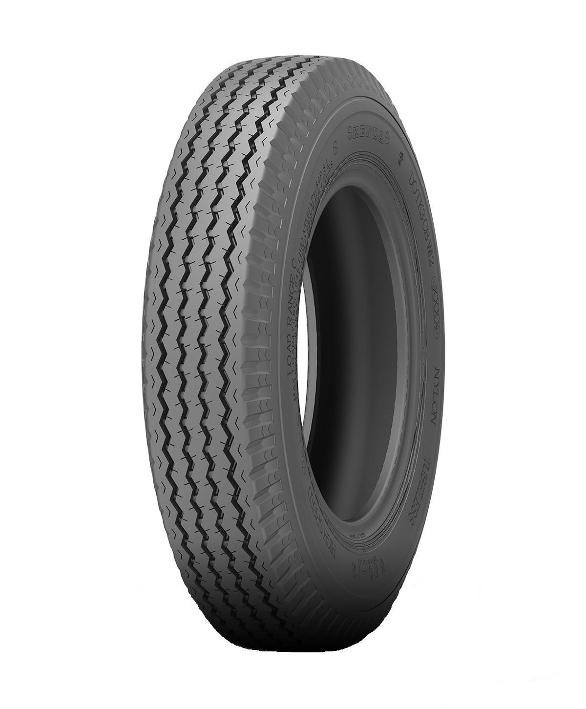 Kenda K353 Loadstar 4.80-12 6 Ply Trailer Tire