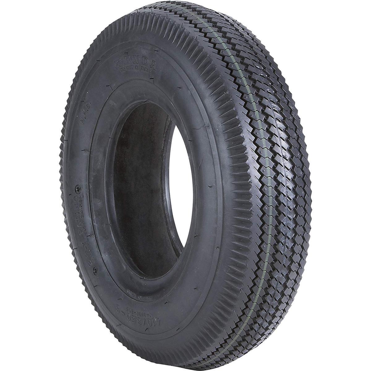 Kenda K353A Sawtooth 4.10-4 6 Ply Yard - Lawn Tire