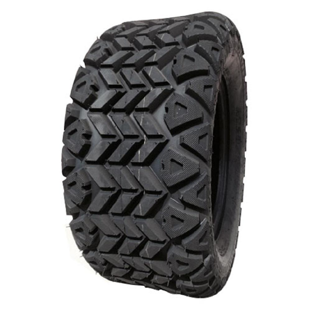 LSI Black Trail II 20-10.00-10 4 Ply Golf Cart Tire