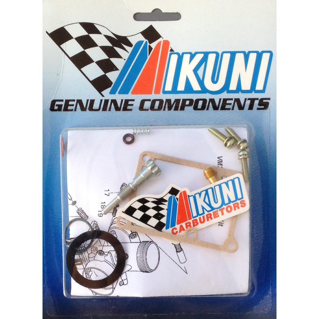 Rebuilding Mikuni Motorcycle Carbs   1stmotorxstyle org