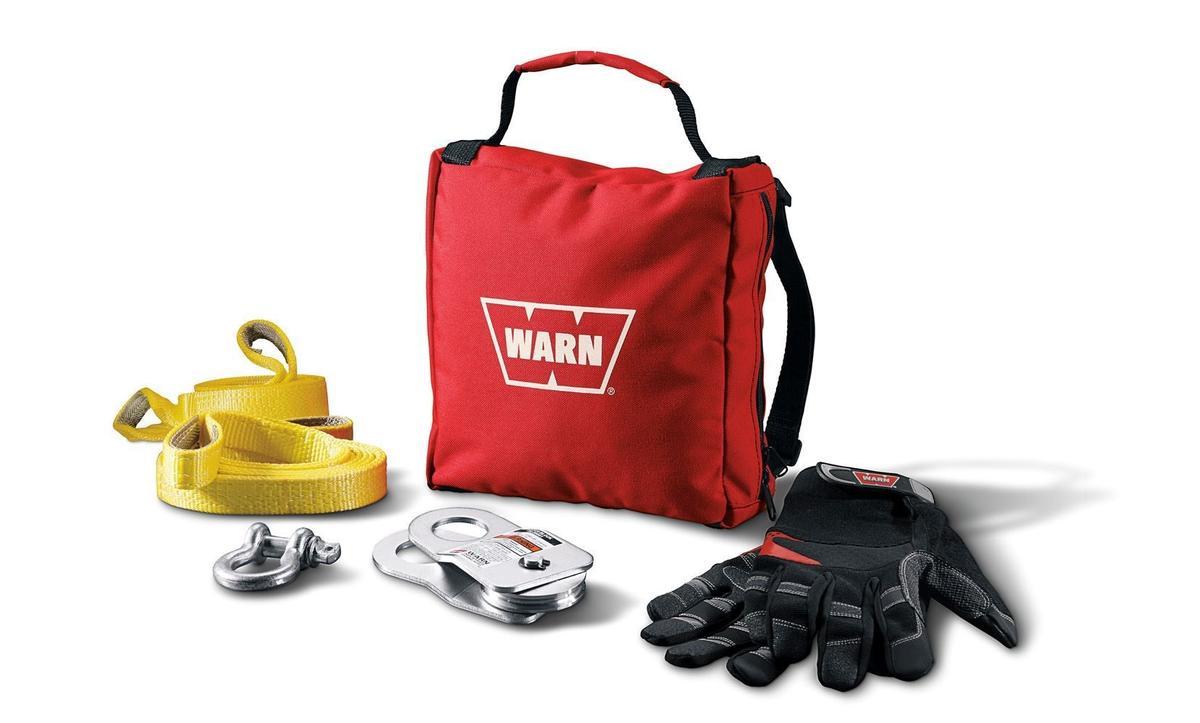WARN Winching Accessory Kit ATV - UTV - 88915