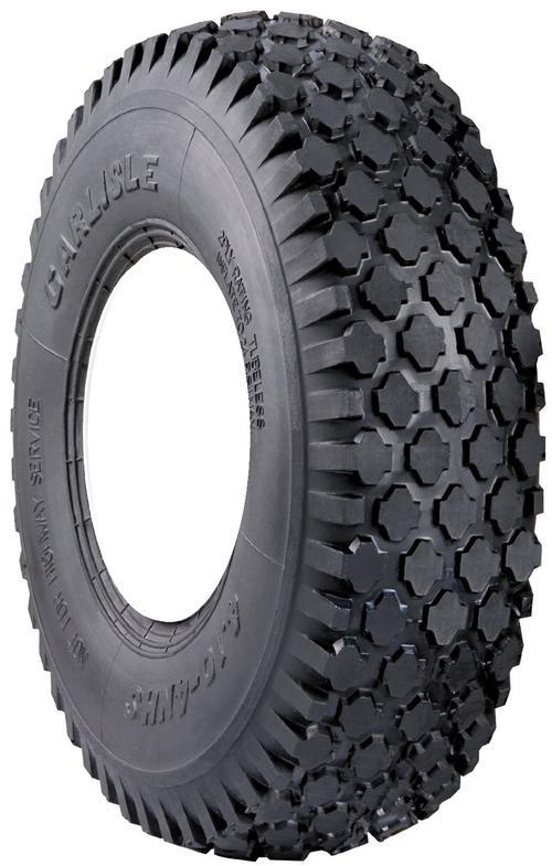 Carlisle Stud 4.10-4 2 Ply Yard - Lawn Tire