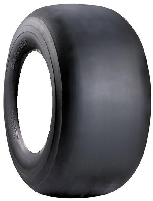 Carlisle Smooth 11-4.00-5 4 Ply Yard - Lawn Tire