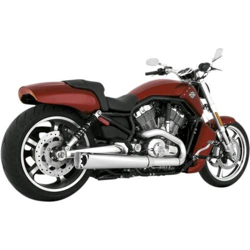 Vance & Hines Competition Series Slip-Ons - Aluminum Oxide Motorcycle Street - 75-110-14