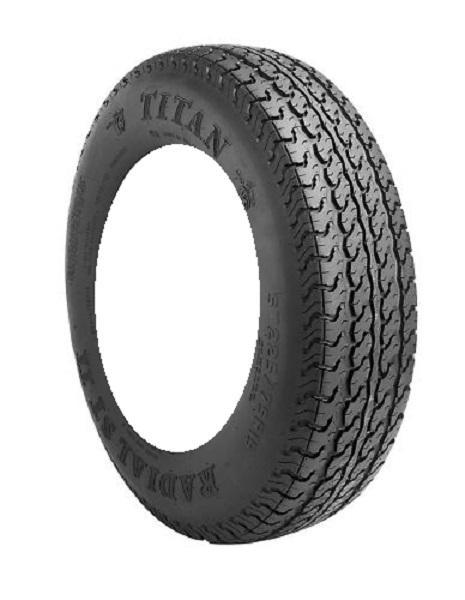 Titan/Dico Radial ST II Trailer Tires