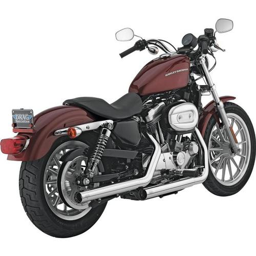 Vance & Hines Straightshots Hs Slip-Ons - Chrome Motorcycle Street - 16819