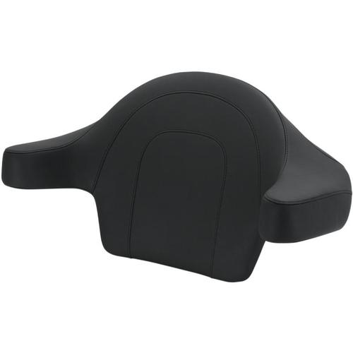 Mustang Smooth Passenger Extended Arm Wrap-around Backrest Motorcycle Street - 76855